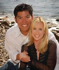 Renee Suzuki with her husband