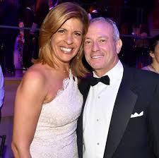 Joel Schiffman with his girlfriend Hoda
