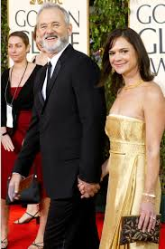 Bill Murray with his ex-wife Jennifer