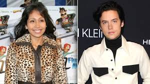 Cole Sprouse & Kathleen Herles