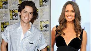 Cole Sprouse & Maiara Walsh