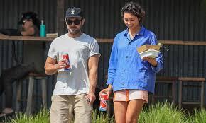 Zac Efron with his girlfriend Vanessa Valladares