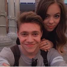 Claudia Sulewski with her ex-boyfriend Jonah