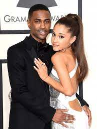 Big Sean with his ex-girlfriend Ariana