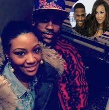 Big Sean with his ex-girlfriend Ashley