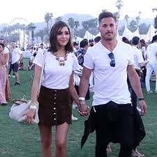 Olivia Culpo with her ex-boyfriend Danny
