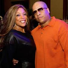 Wendy Williams with her husband Kevin