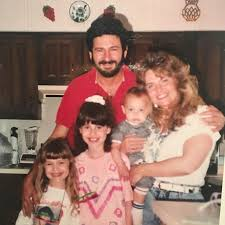 Lauren Hashian with her family