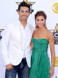 Jake Owen with his ex-wife Lacey