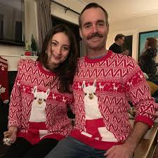 Will Forte with his wife Olivia