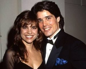 Lisa Rinna with her husband Peter