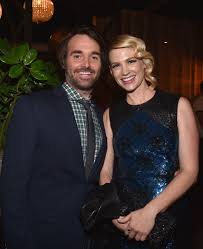 Will Forte with his ex-girlfriend Sarah