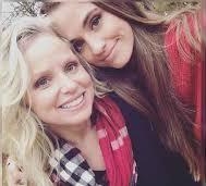 Rachel Demita with her mother