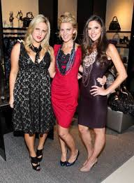 Abby Huntsman with her sisters