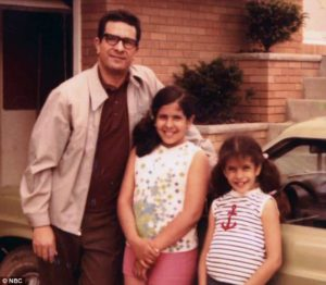 Hoda Kotb with her father & sister