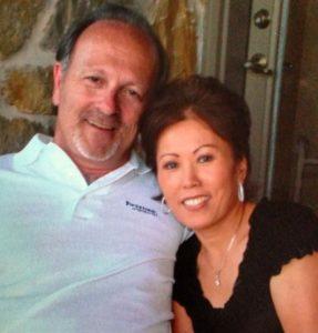 Joanna Gaines's parents