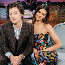 Kendall Jenner with her ex-boyfriend Harry