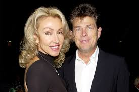 David Foster with his ex-wife Linda