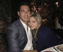 Matthew Kirschenheiter with his ex-wife