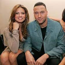 Adriana Lima with her ex-boyfriend Derek