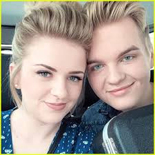 Maddie Poppe with her boyfriend