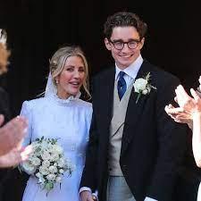 Caspar Jopling with his wife