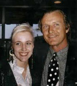 Ayesha Hauer with her ex-husband