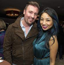 Freddy Harteis with his ex-wife Jeannie