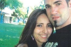 Michael Gargiulo with his wife