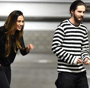 Ria Sommerfeld with her ex-husband