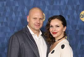 Erendira Wallenda with her husband