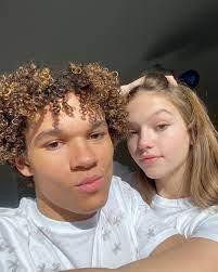 Jayden Bartels with her ex-boyfriend Armani