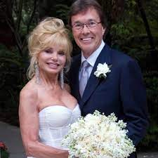 Loni Anderson with her husband Bob