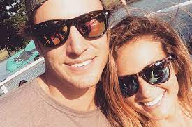 Shep Rose with his ex-girlfriend Chelsea