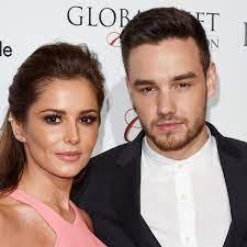 Liam Payne with his ex-girlfriend Cheryl