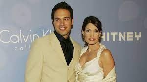 Kimberly Guilfoyle with her ex-husband Eric