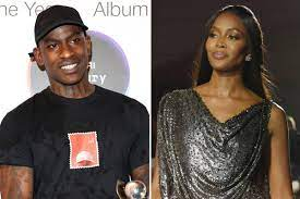 Naomi Campbell with Skepta