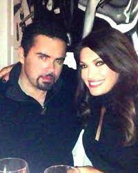 Kimberly Guilfoyle with her brother
