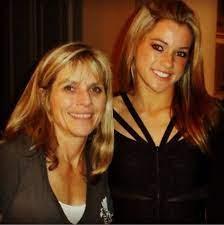 Megan Cushing's mother & sister