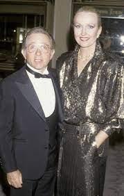 Gisela Johnson with her husband