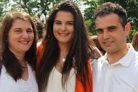 Melinda Ademi's parents