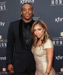 Kia Proctor with her boyfriend