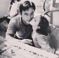 Guraish Aldjufrie with his daughter