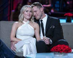Colton Underwood with his ex-girlfriend Cassie