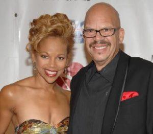 Tom Joyner with his ex-wife Donna