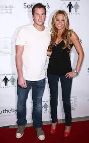 Amanda Bynes with her ex-boyfriend Doug