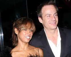 Stacey Dash with her ex-husband Emmanuel