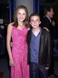Amanda Bynes with her ex-boyfriend Frankie