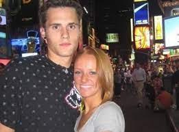 Ryan Edwards with his ex-girlfriend Maci