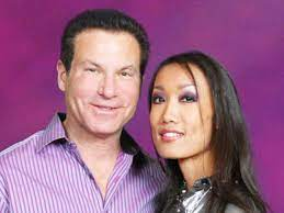 Jonah Shacknai with his girlfriend Rebecca